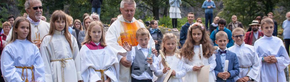 Římskokatolická farnost Štěchovice